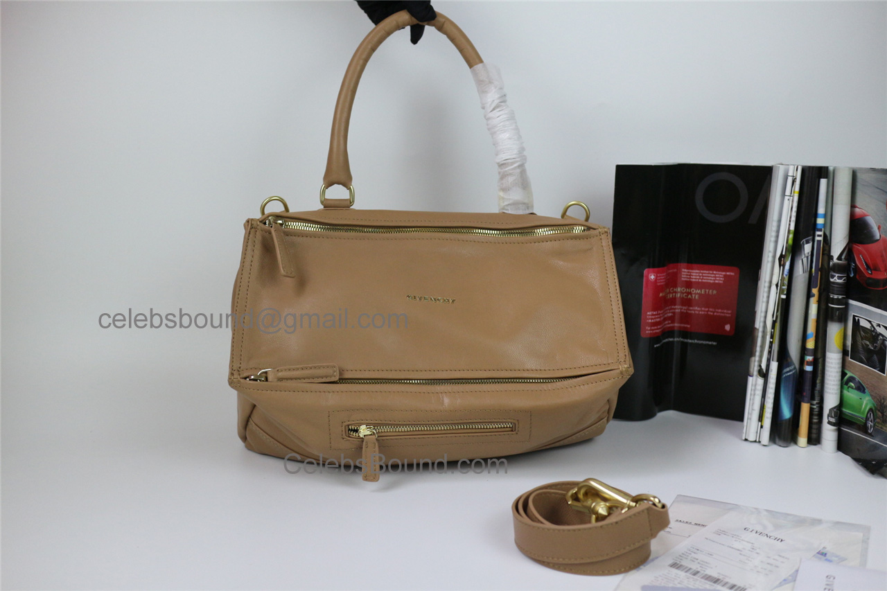 Replica Givenchy Pandora Skin Color Lambskin Large Bag