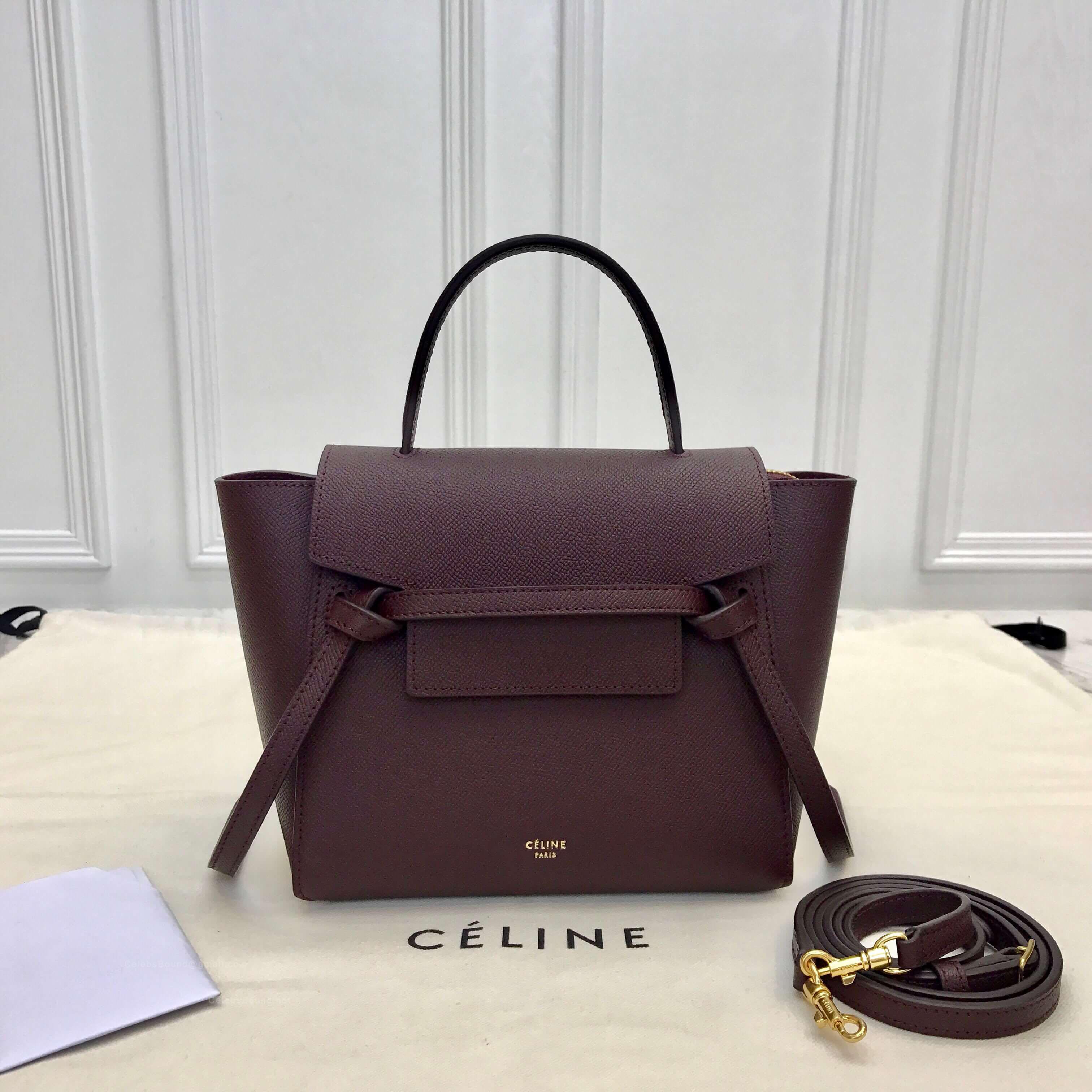 20ac9c8a0a7b Celine Nano Belt Bags - Celine Replica High Quality